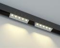 Трековый светодиодный светильник Mag.Line.Focus.34 x5